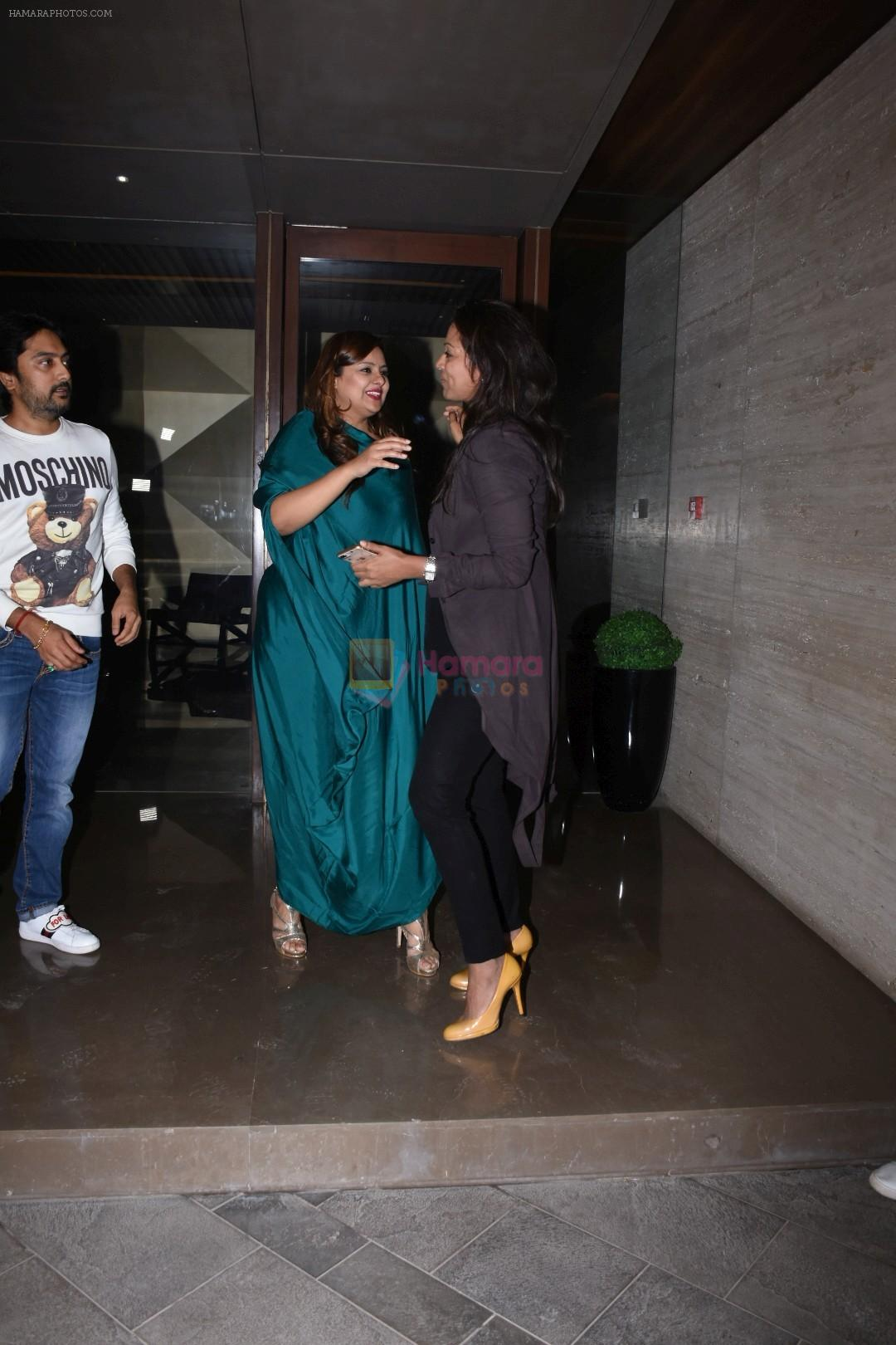 Honey Bhagnani at Jacky Bhagnani's party at bandra on 5th Aug 2019