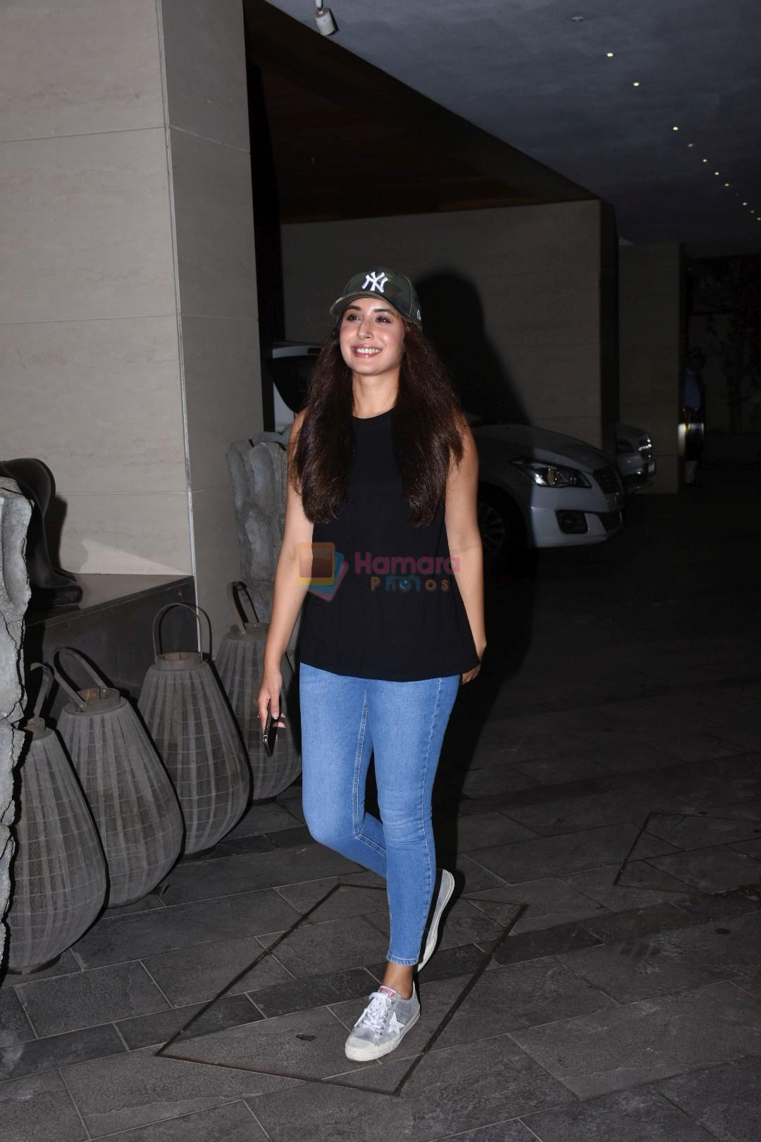 Kritika Kamra at Jacky Bhagnani's party at bandra on 5th Aug 2019