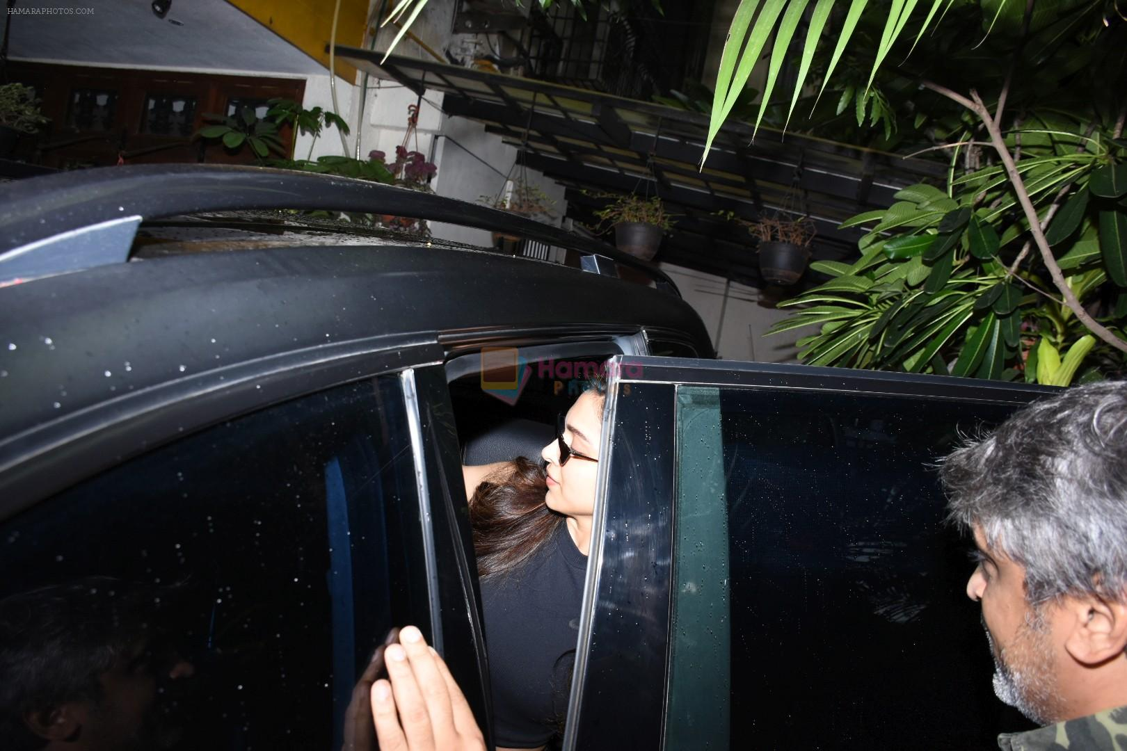 Deepika Padukone spotted at clinic in Bandra on 6th Aug 2019