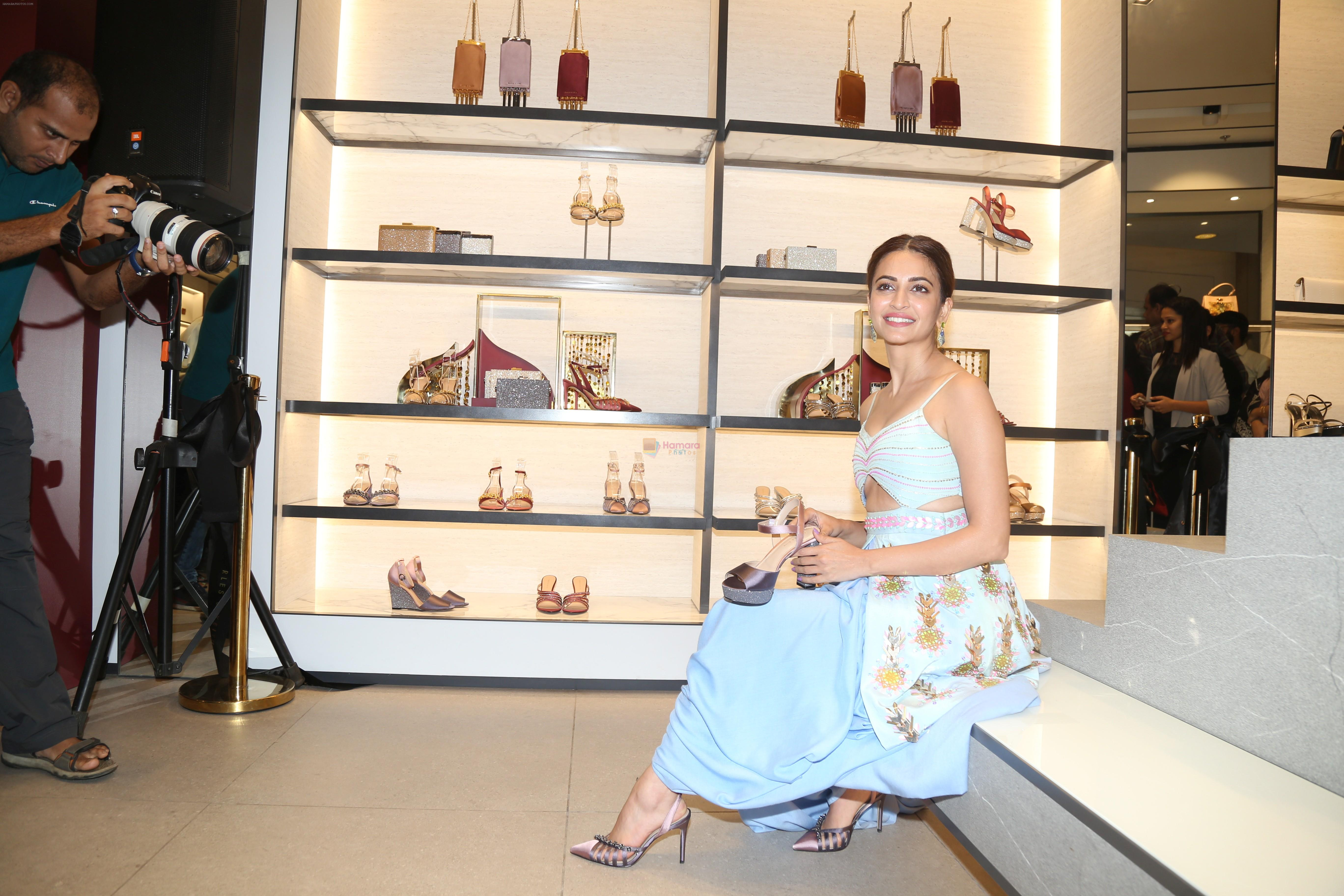Kriti Kharbanda at the launch of Charles & Keith's wedding collection in Phoenix lower parel on 6th Aug 2019