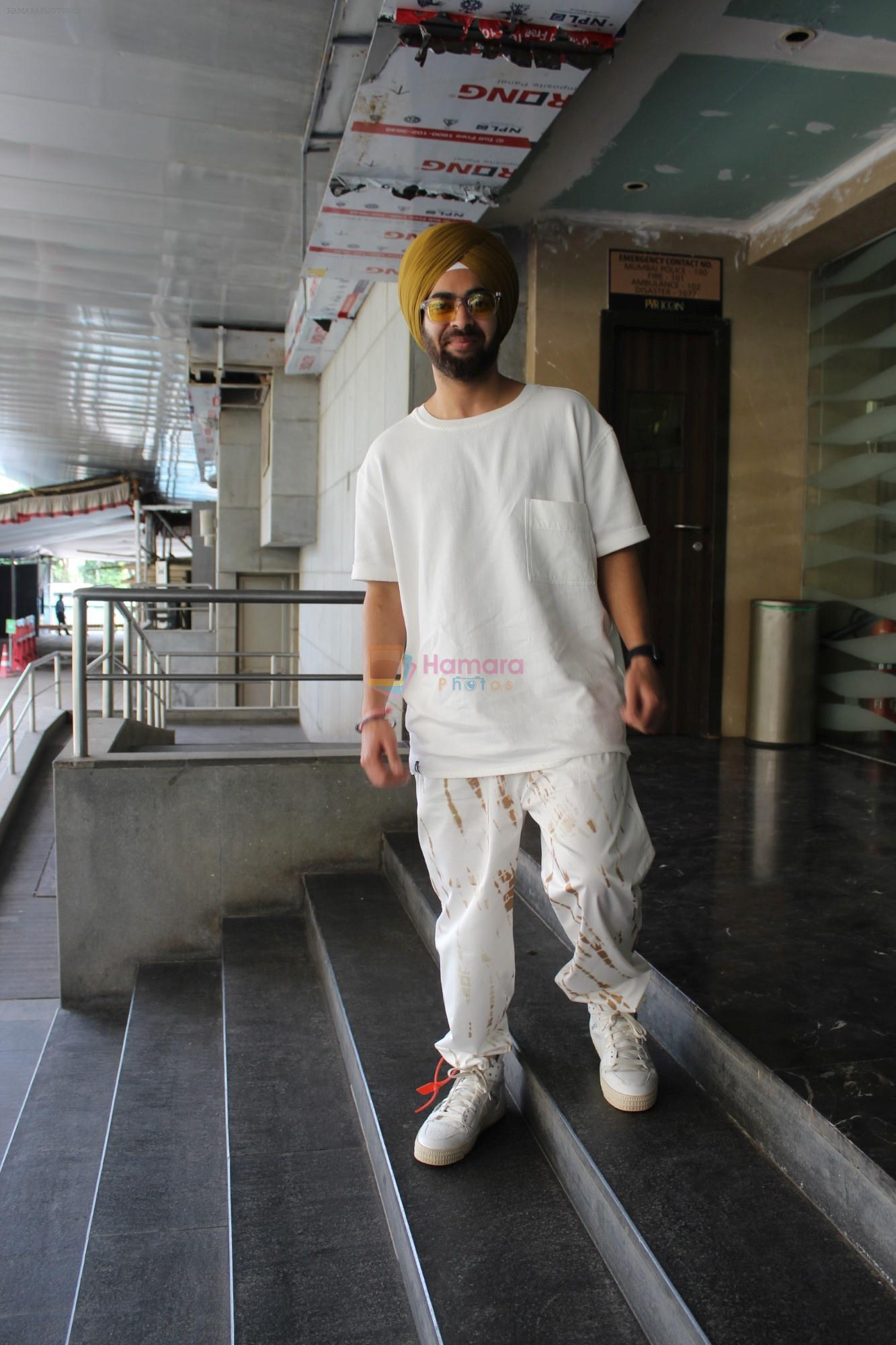 Manjot Singh at the Trailer Launch Of Film Dream Girl on 12th Aug 2019