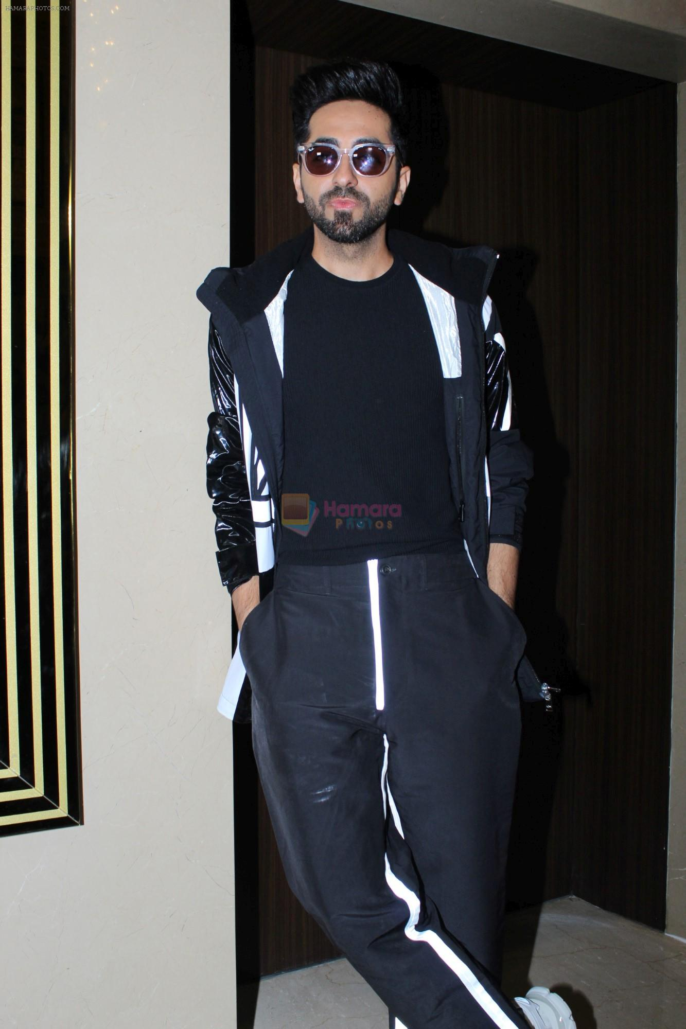 Ayushmann Khurrana at the Trailer Launch Of Film Dream Girl on 12th Aug 2019