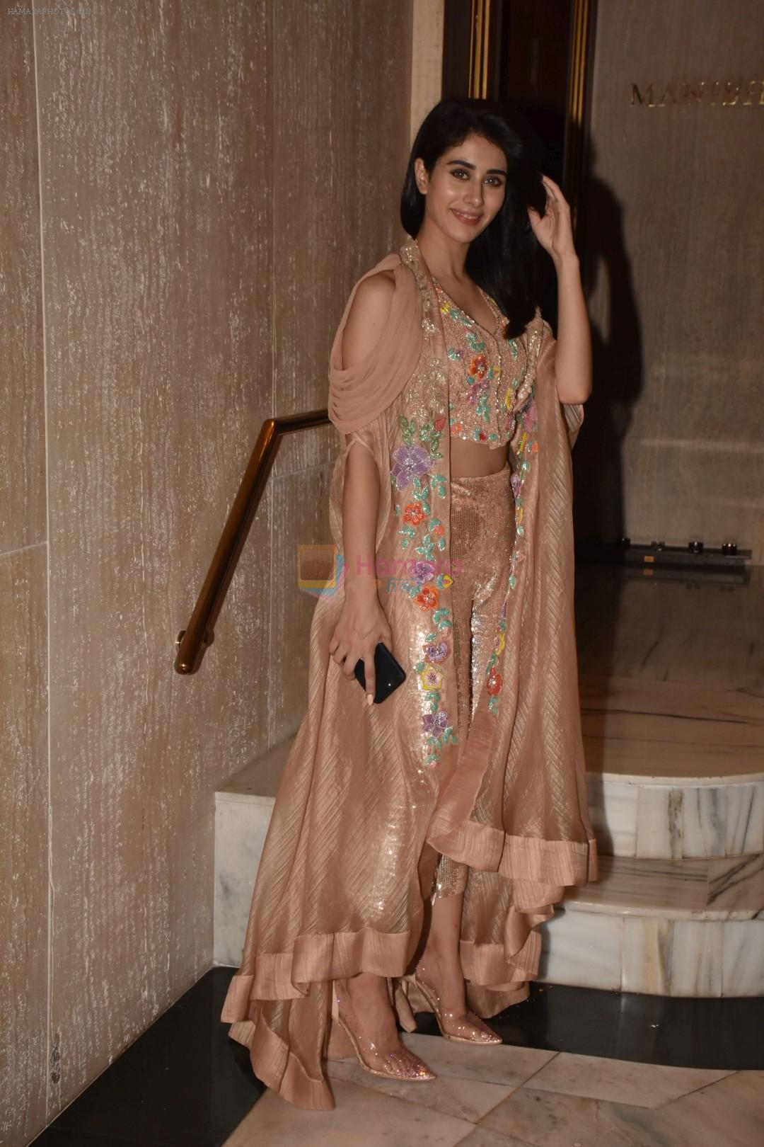 Warina Hussain at Manish Malhotra's party at his home in bandra on 20th Aug 2019
