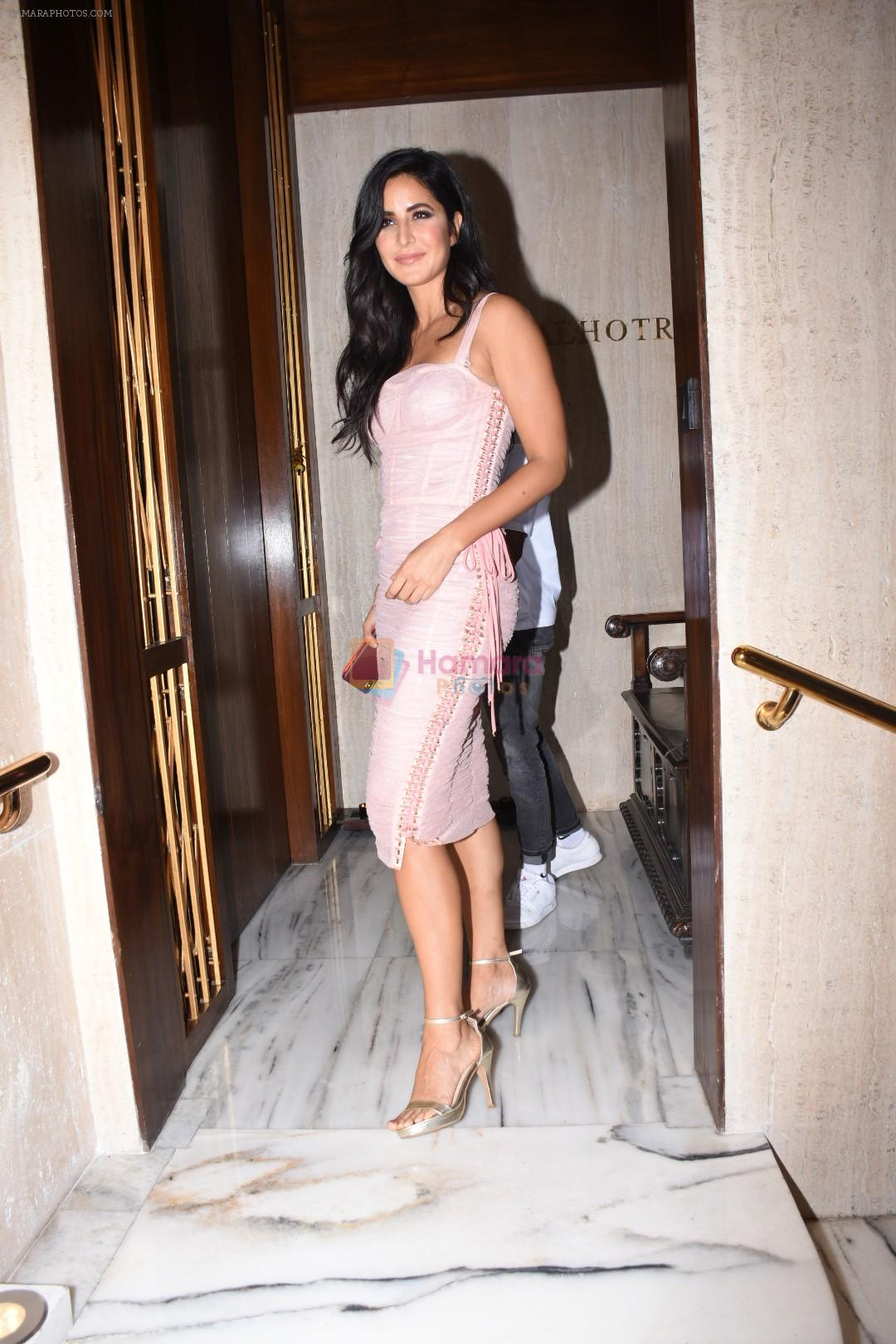 Katrina Kaif at Manish Malhotra's party at his home in bandra on 20th Aug 2019