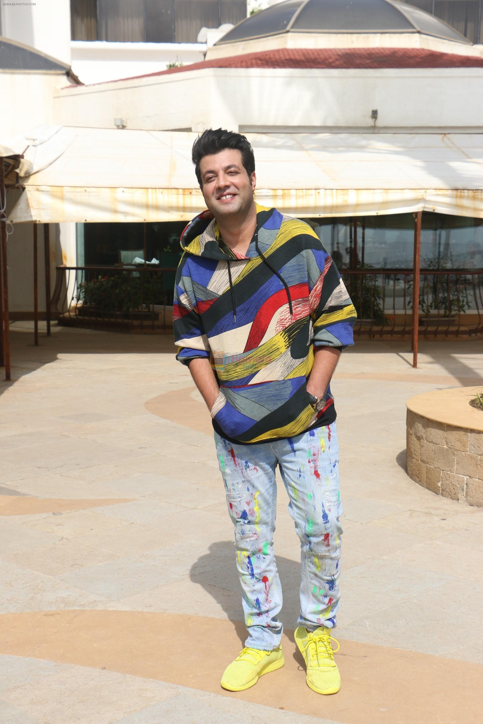 Varun Sharma at the promotion of film Chhichhore in Sun n Sand, juhu on 22nd Aug 2019