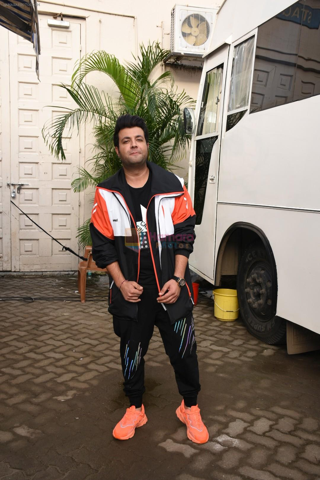 Varun Sharma for the promotions of film Chichore at Mehboob studio in bandra on 23rd Aug 2019