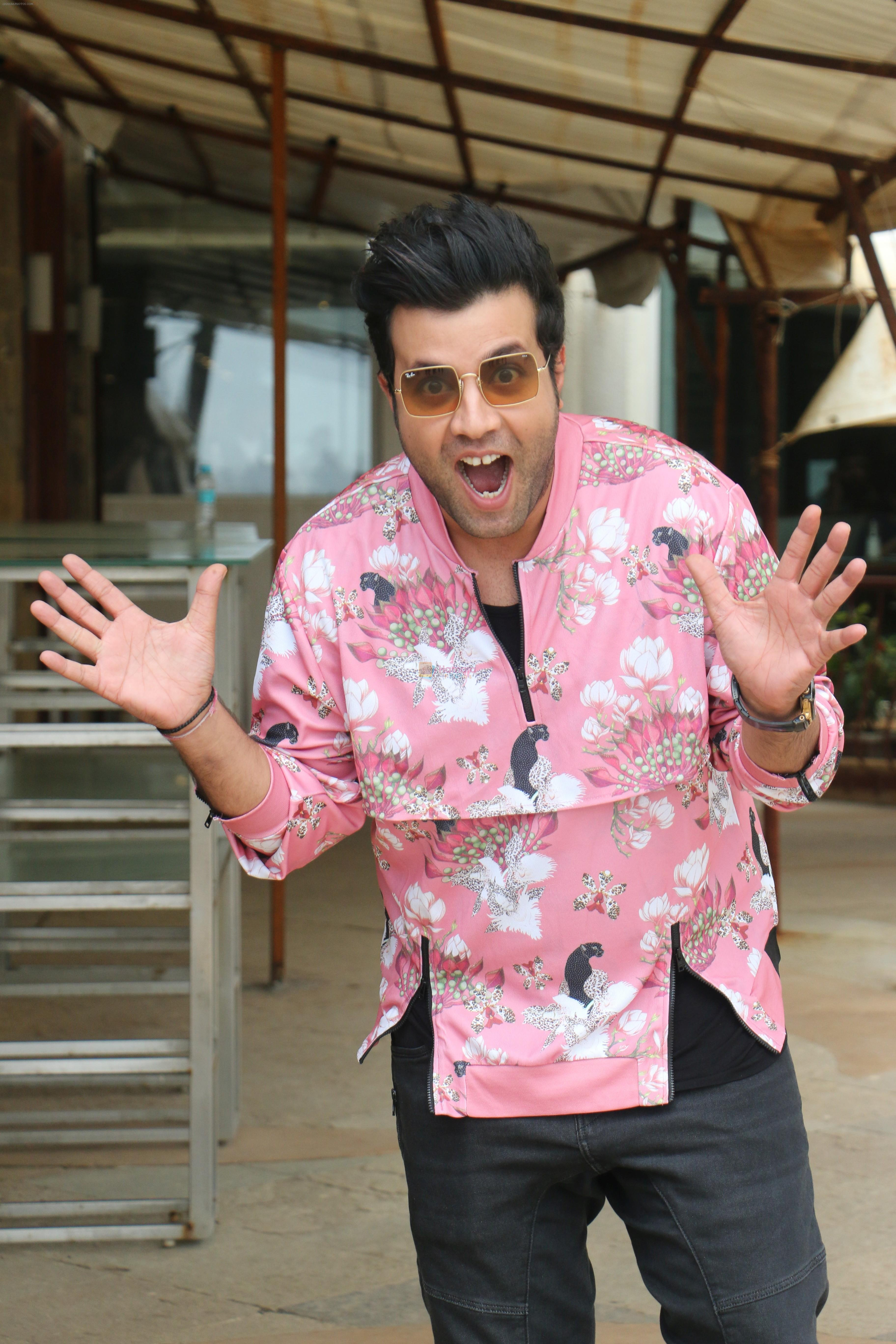 Varun Sharma at media interactions of film Chhichhore at Sun n Sand in juhu on 24th Aug 2019