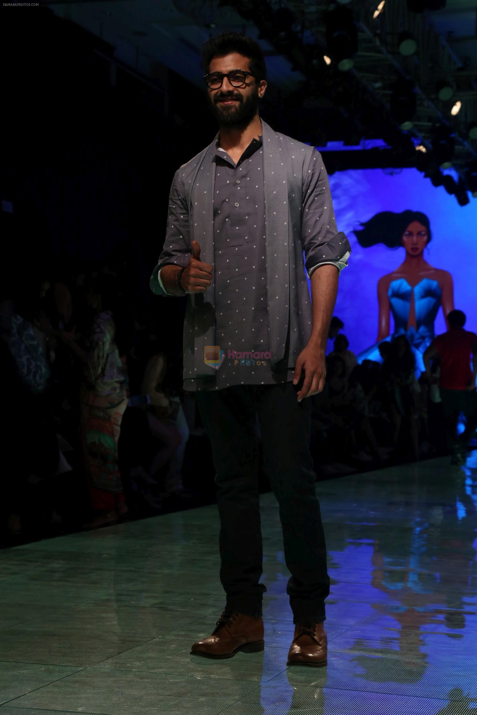 At lakme fashion week 2019 Day 4 on 25th Aug 2019