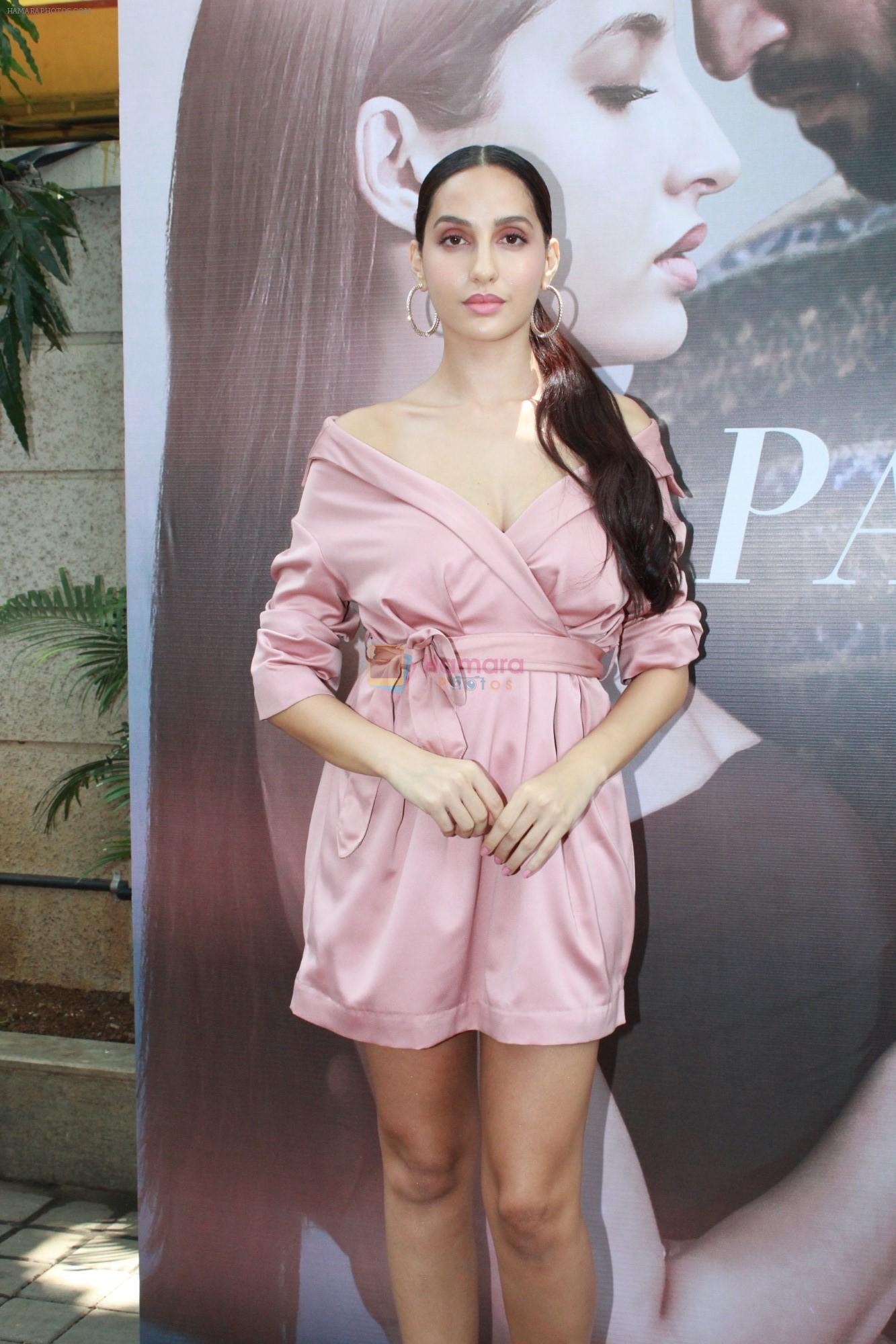 Nora Fatehi Celebrate The Success Of Single Song Pachtaoge on 27th Aug 2019