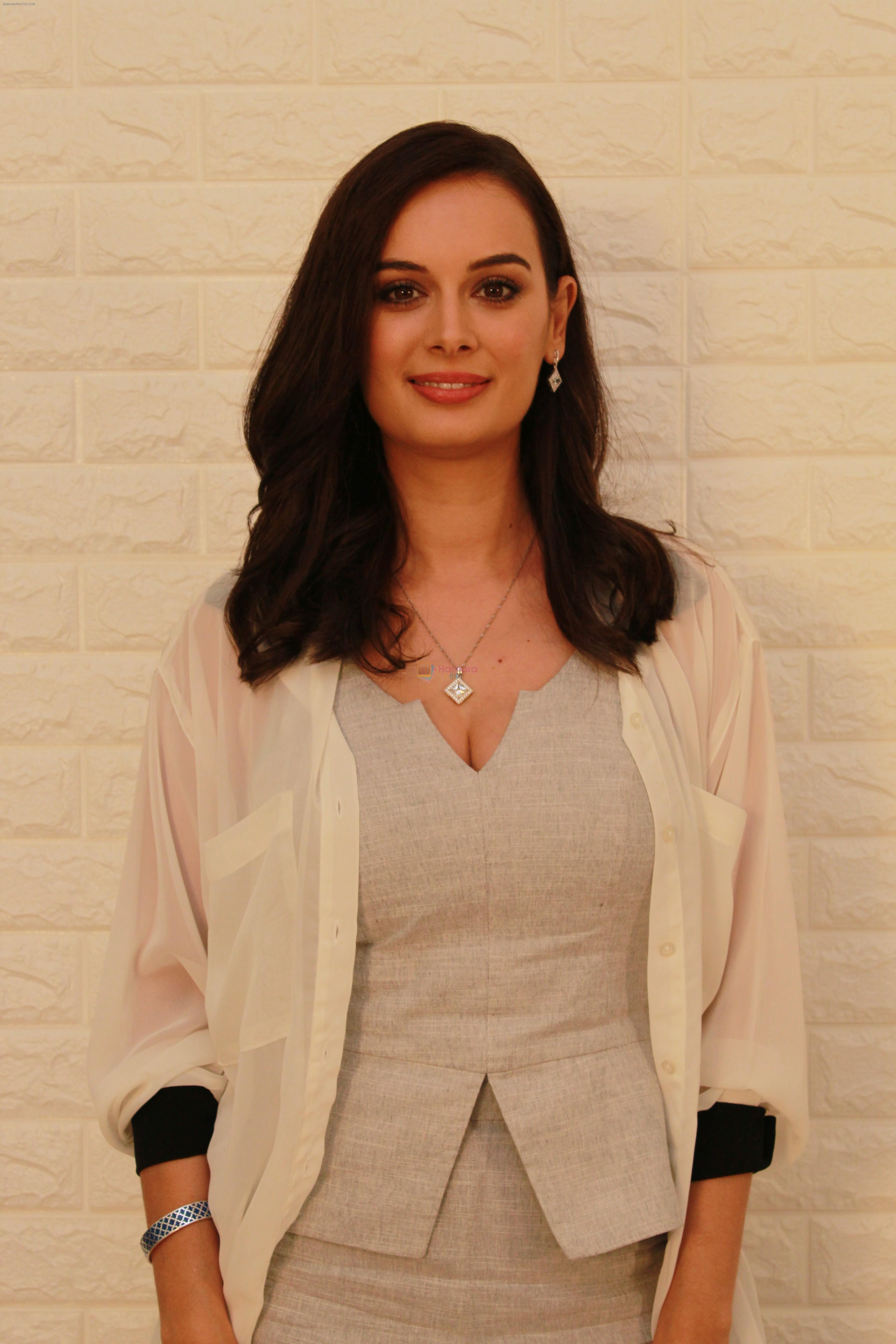 Evelyn Sharma Talk About Her Upcoming Film Saaho on 28th Aug 2019