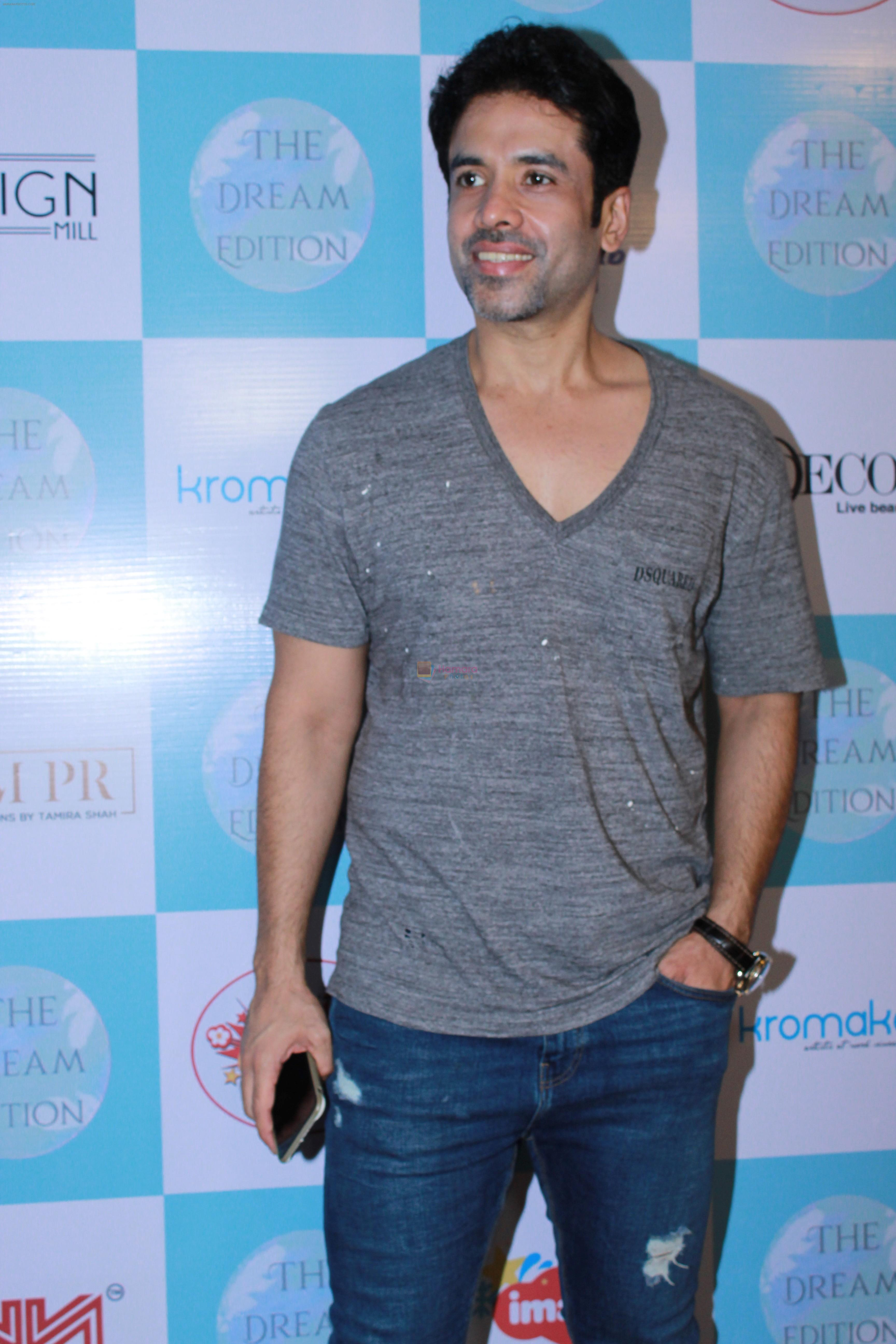 Tusshar Kapoor At The Dream Edition Lifestyle Fare For Mommies & Kids on 28th AUg 2019