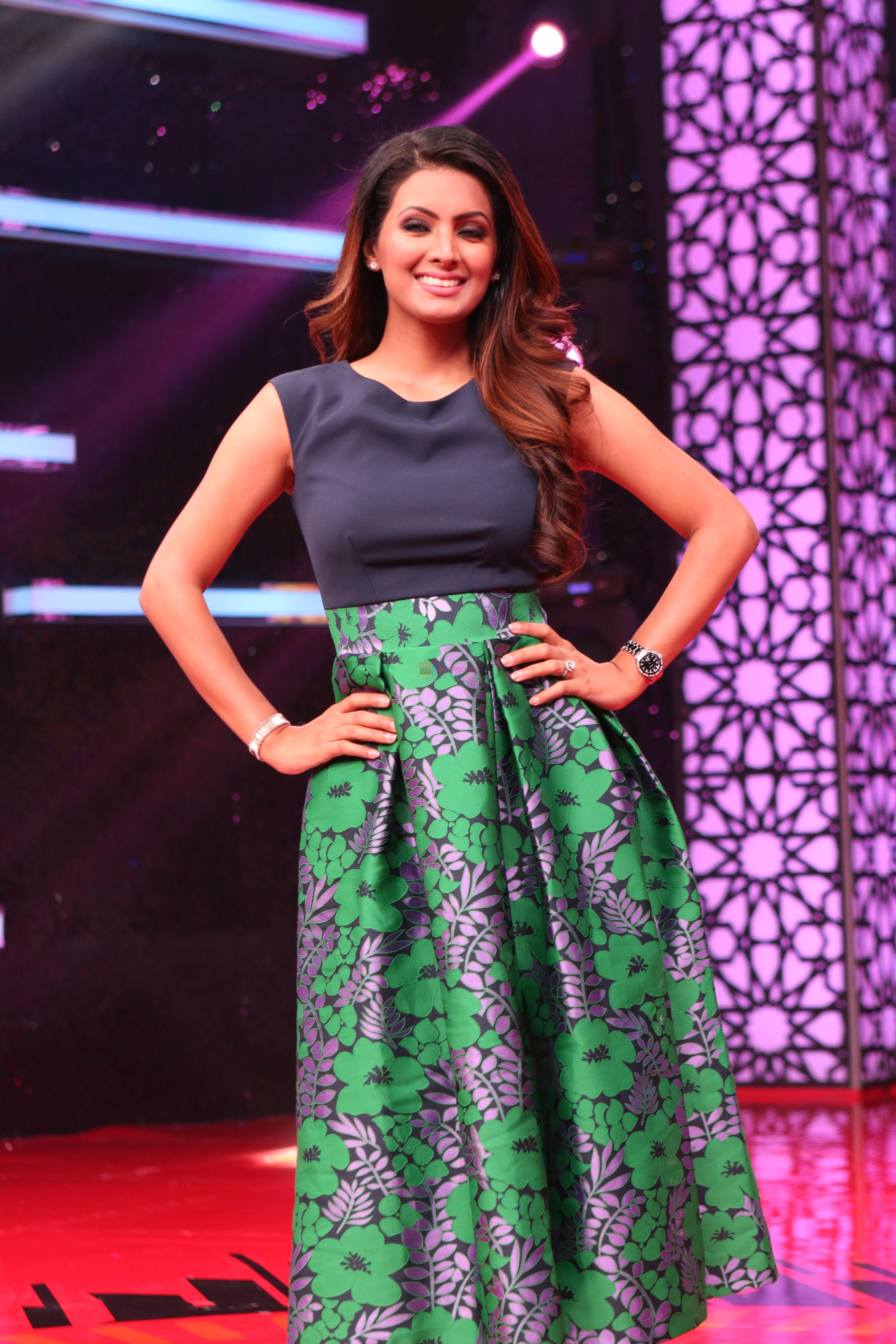 Geeta Basra on the sets of Lagao Boli at andheri on 1st Sept 2019