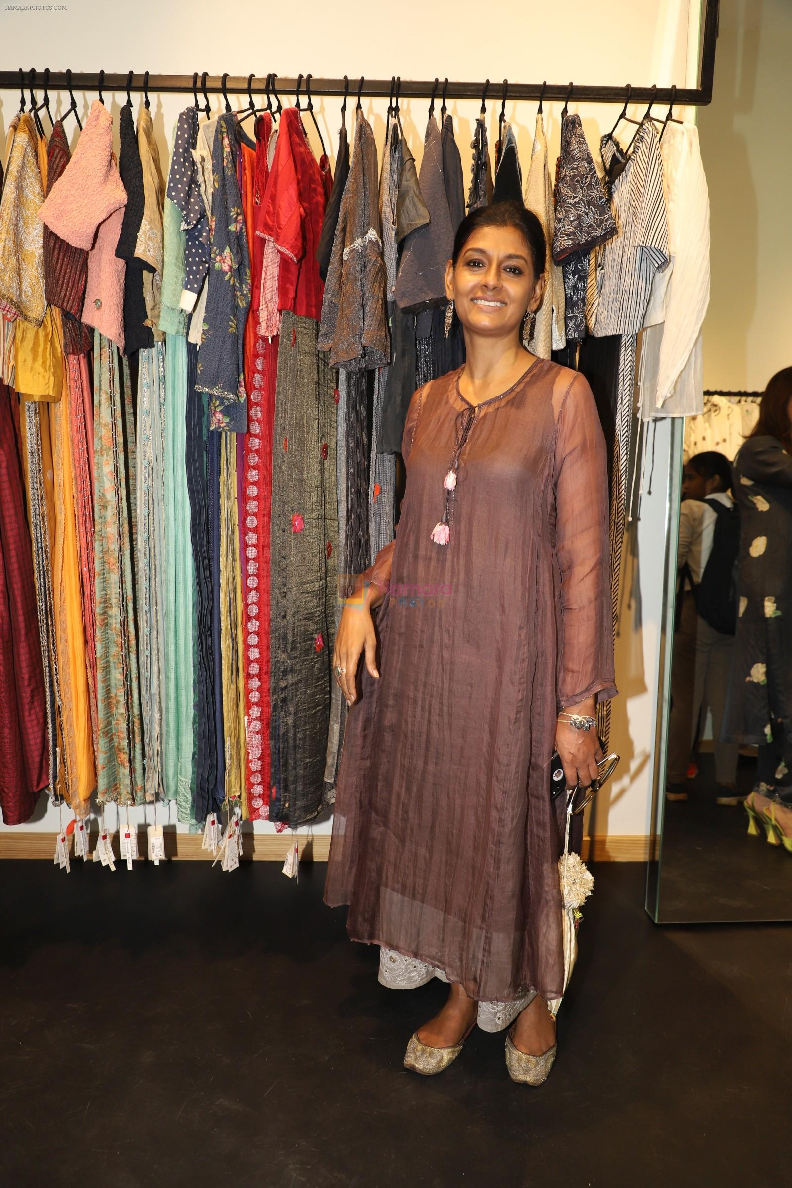 Nandita Das at the launch of the flagship store of Shades of India, an award-winning lifestyle Mumbai on 12th Sept 2019
