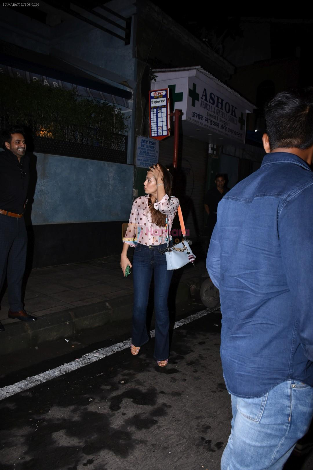 Mira Rajput spotted at Bandra on 12th Sept 2019