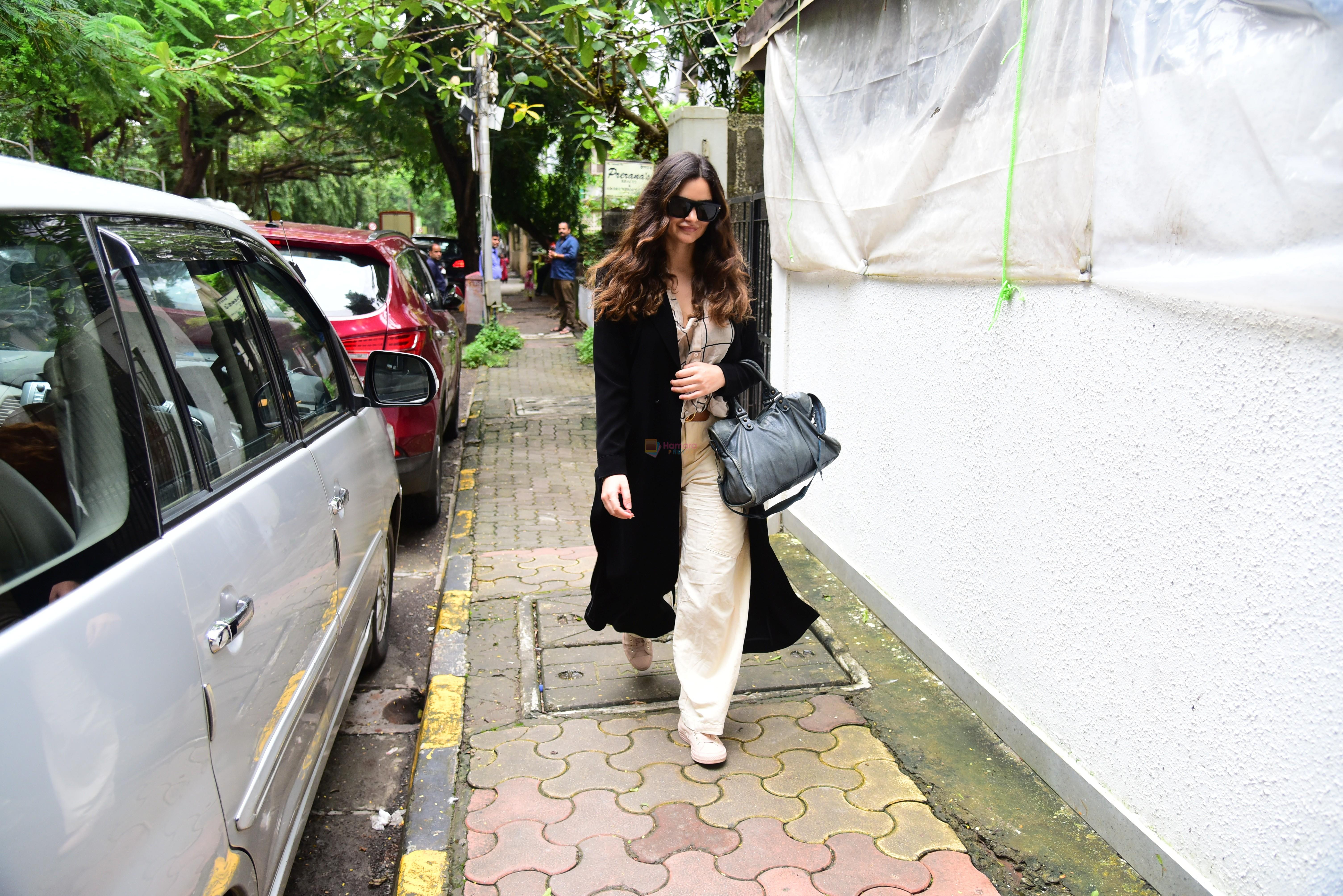 Gabriella spotted at bandra on 12th Sept 2019