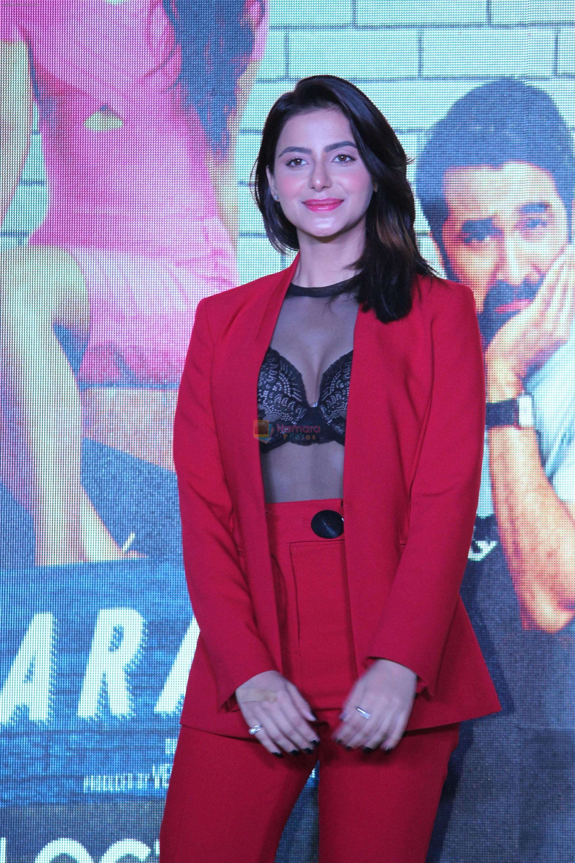 Subha Rajput at the trailer launch of film Yaaram on 24th Sept 2019