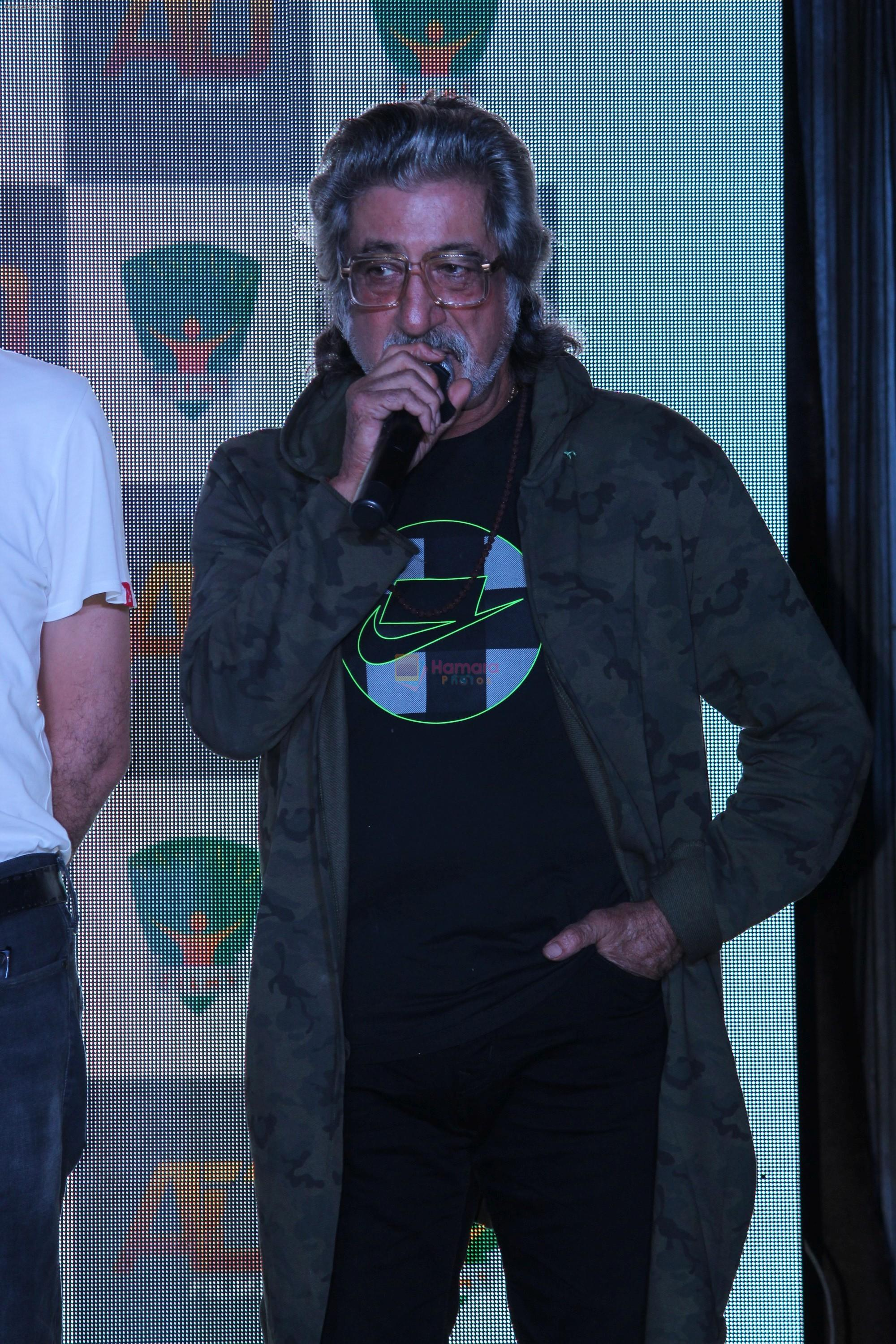 Shakti Kapoor at the trailer launch of film Yaaram on 24th Sept 2019