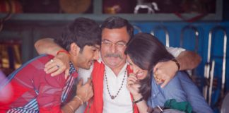 Parineeti Chopra, Sushant Singh Rajput, Rishi Kapoor in still from the movie Shuddh Desi Romance