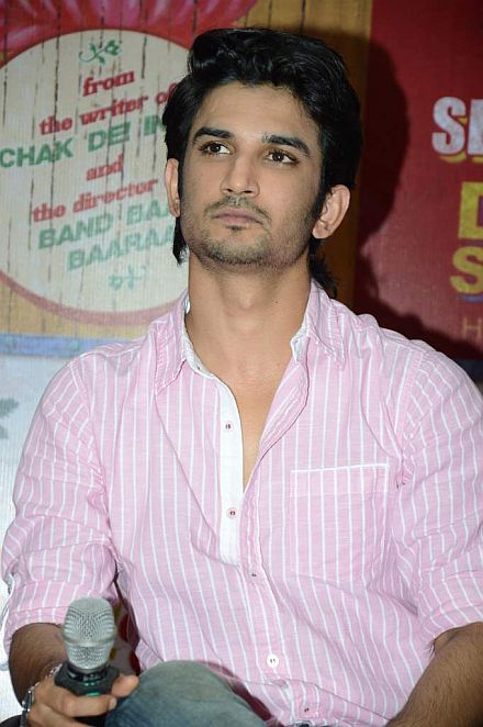Work Keeps Sushant Singh Rajput Busy On Raksha Bandhan