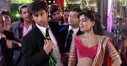 Ranbir Kapoor and Pallavi Sharda in Lut Gaye from Besharam