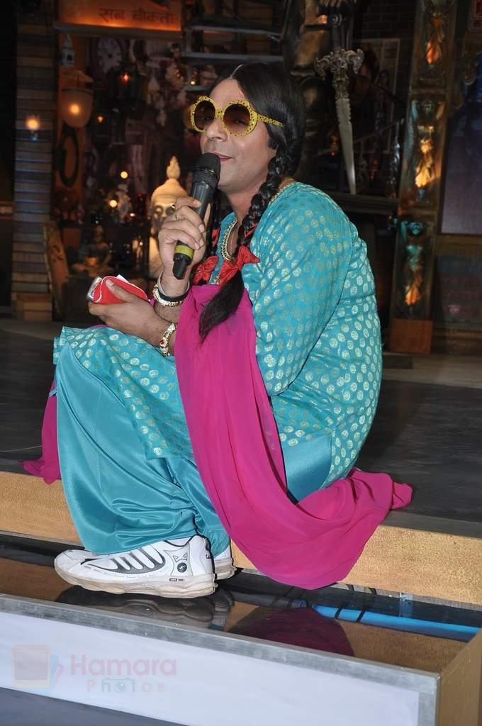 Sunil 'Guthi' Grover tired of cross-dressing antics? | Features