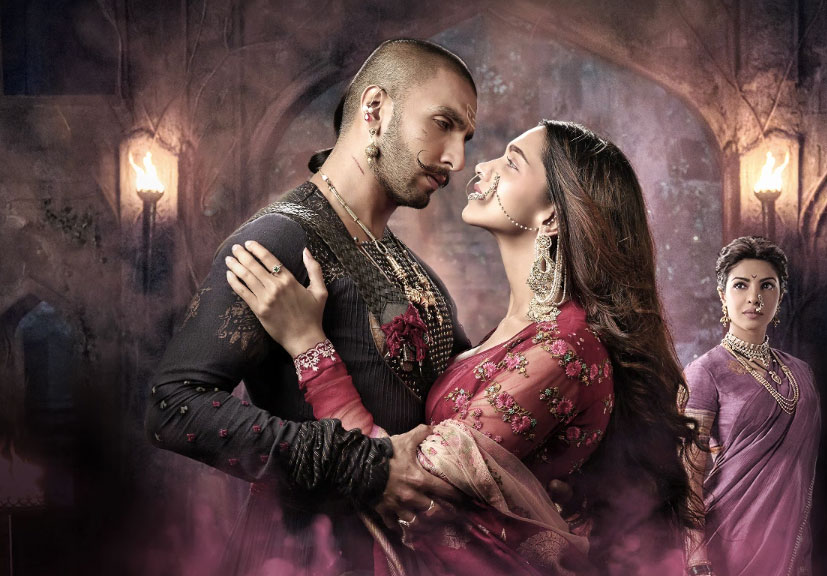 Bajirao Mastani wins many awards at IIFA 2016
