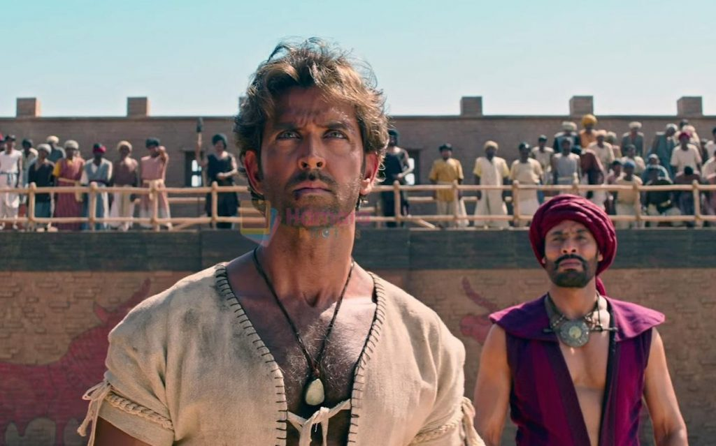 Hrithik Roshan as Sarman in Mohenjo Daro Movie Still