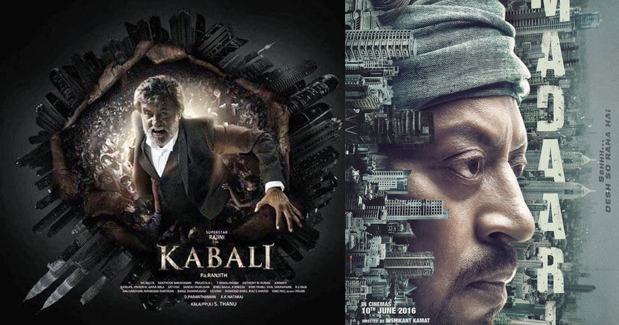 Kabali and Madari Poster