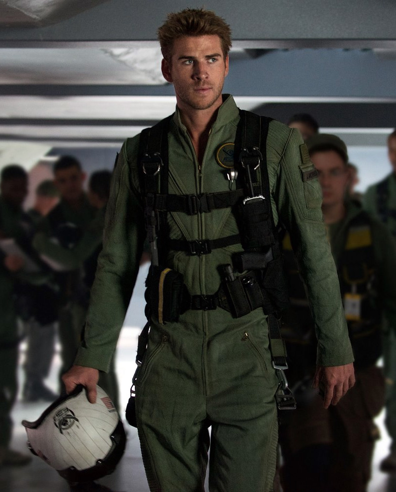 Liam Hemsworth in Independence Day Resurgence