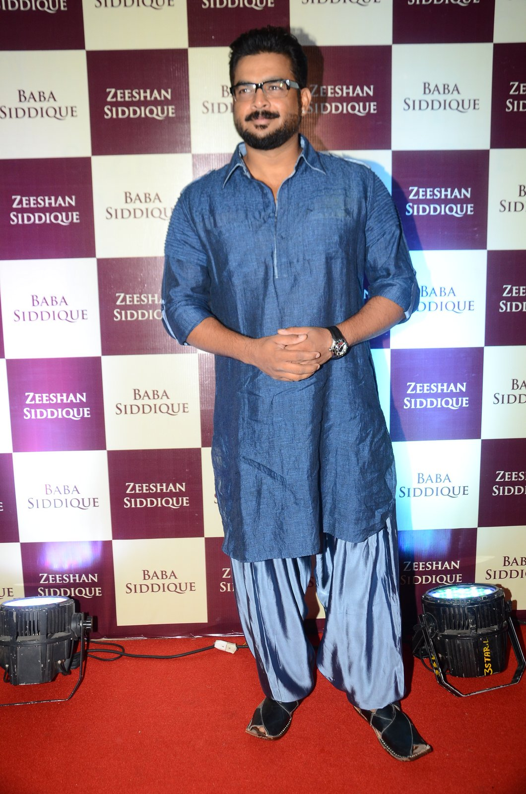 Madhavan at Baba Siddique and Zeeshan Siddique's Iftaari celebration on 19th June 2016