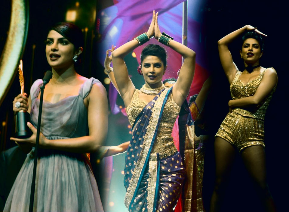 Priyanka Chopra wins Woman Of The Year award at IIFA 2016