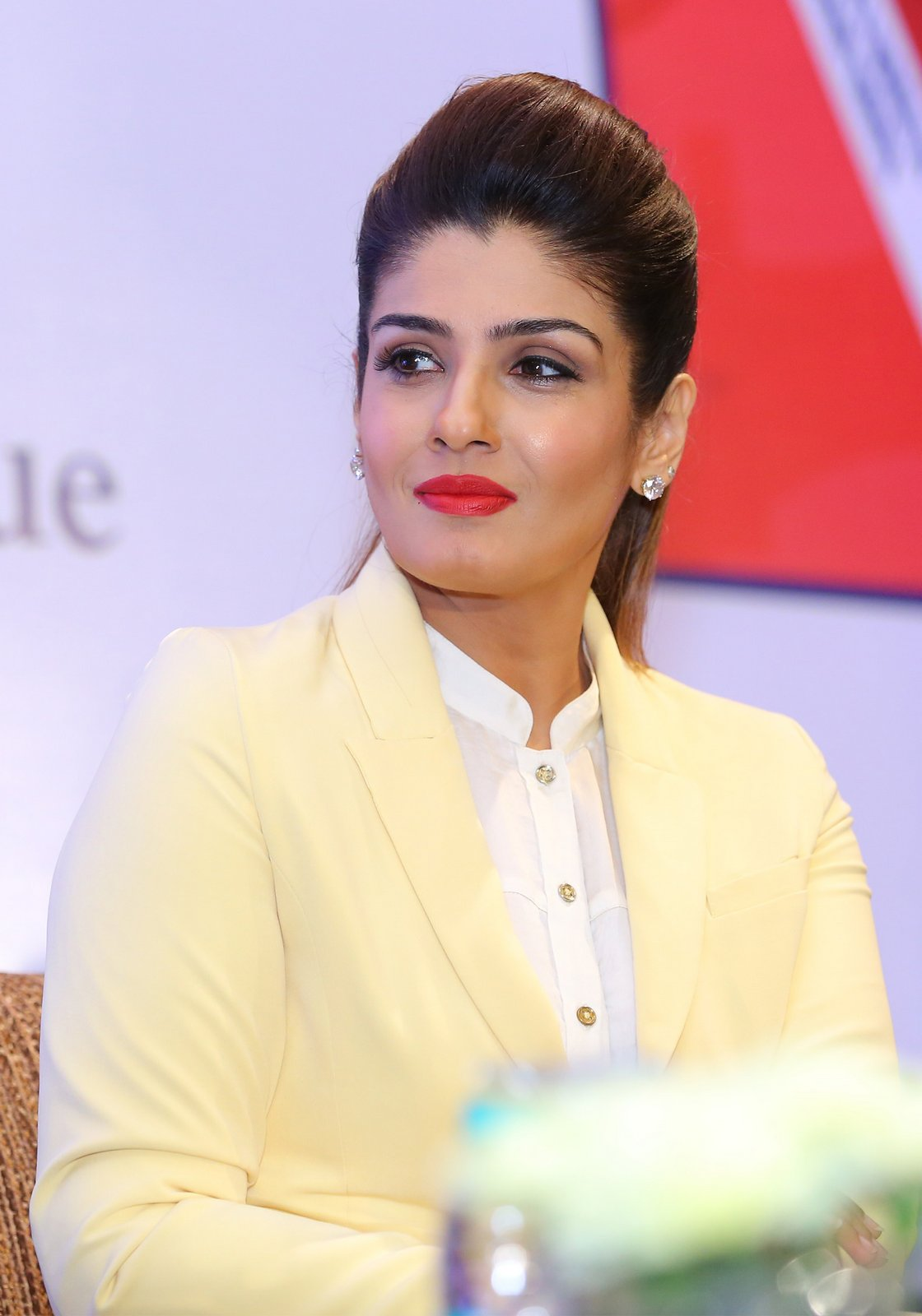 Raveena Tandon at safe women fundation programme in delhi hotel lalit on 18th May 2016
