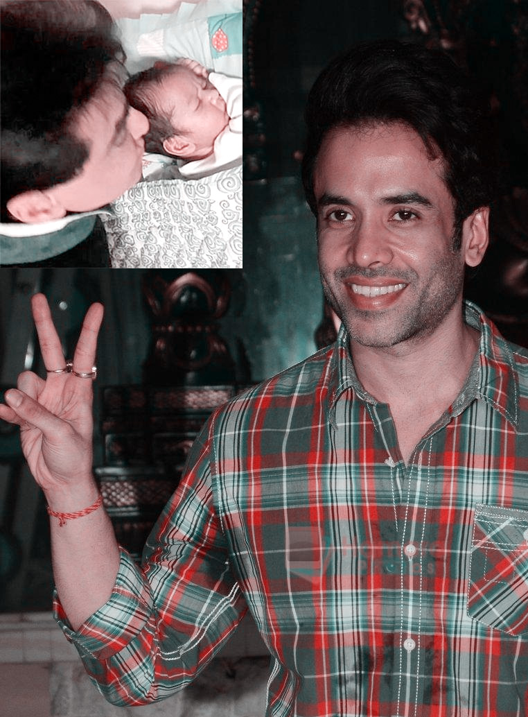 Tusshar Kapoor single daddy