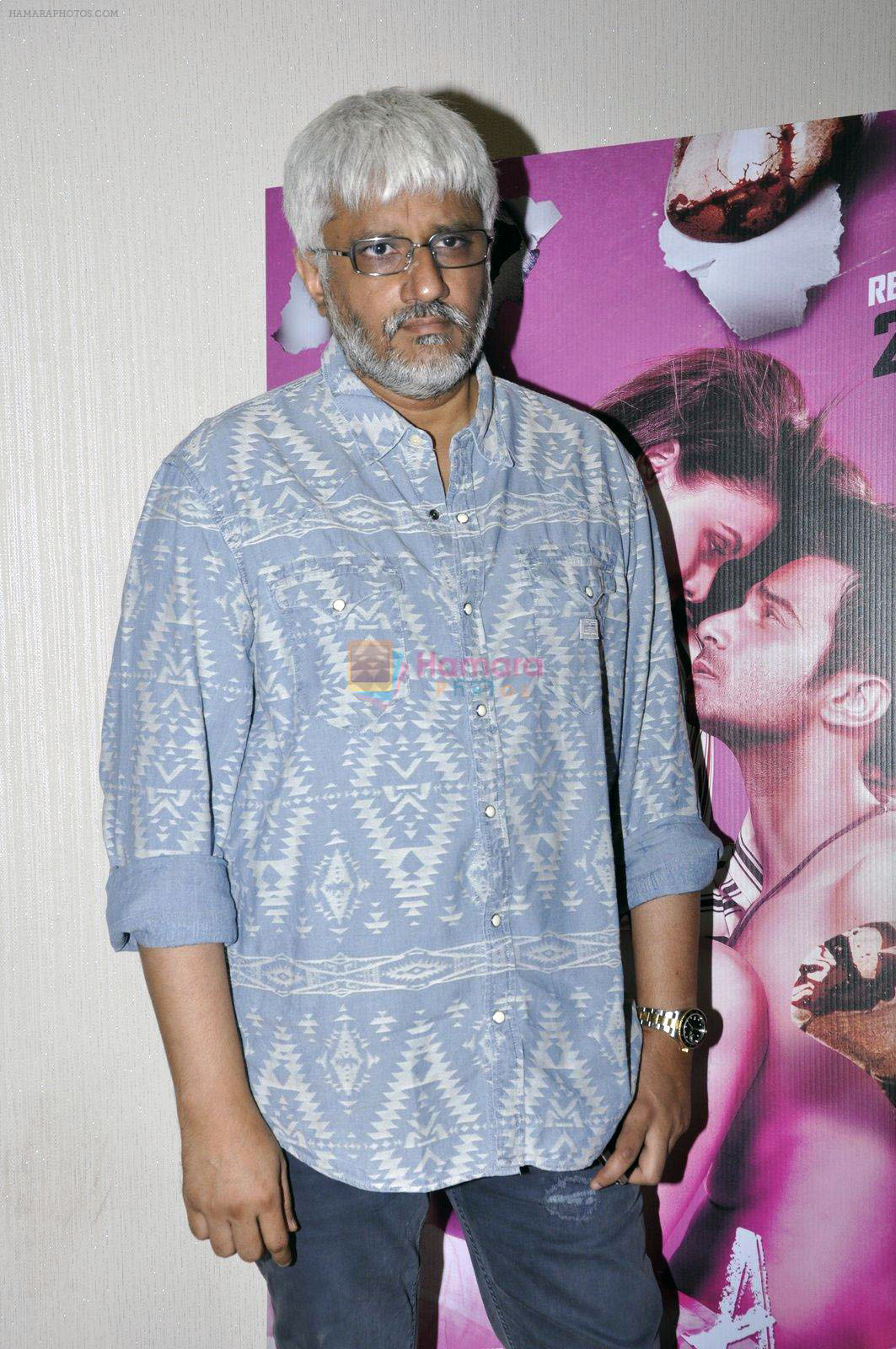 Vikram Bhatt at Trailer launch of film A Scandall on 8th June 2016