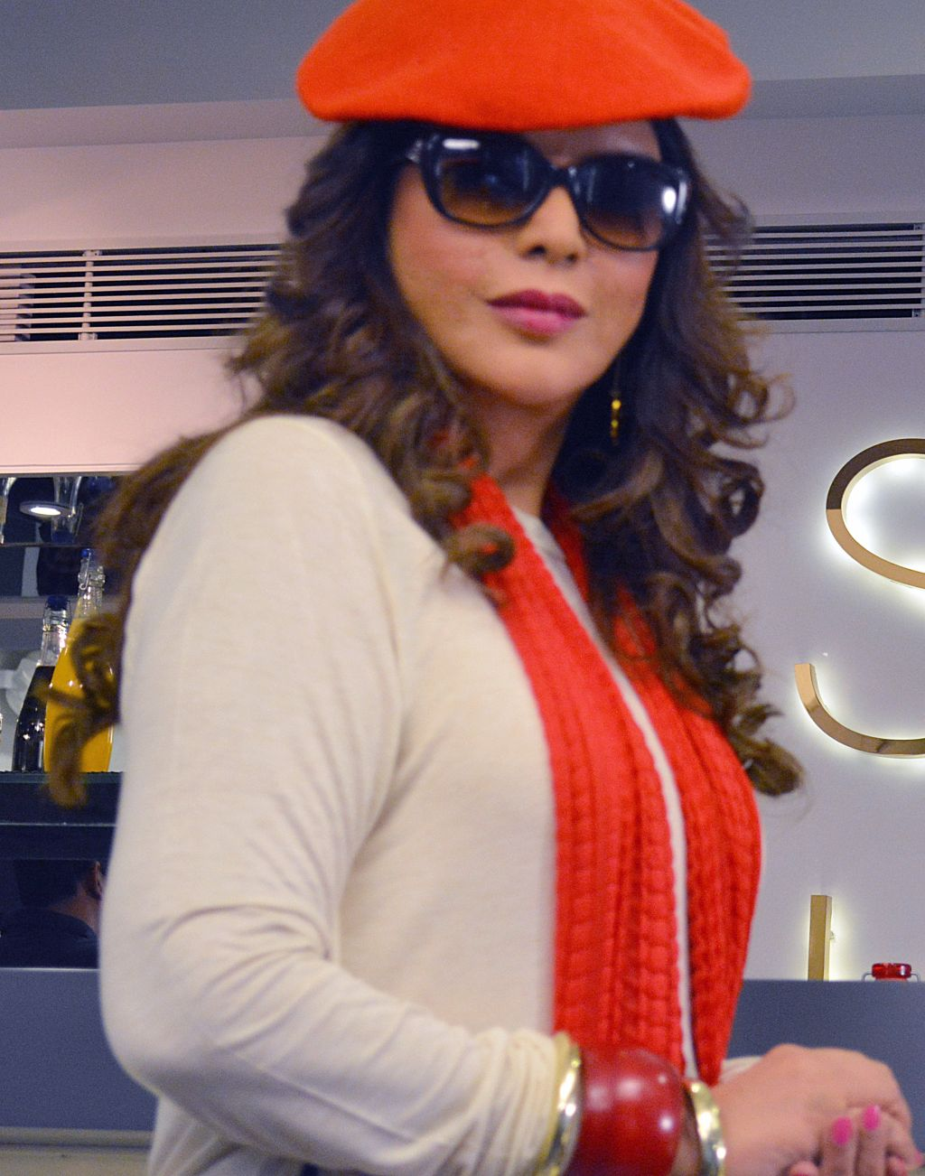 ZEENAT AMAN DEBUTS IN SUPER GLAM AVATAR ON WEB called Love, Life and Screw Ups