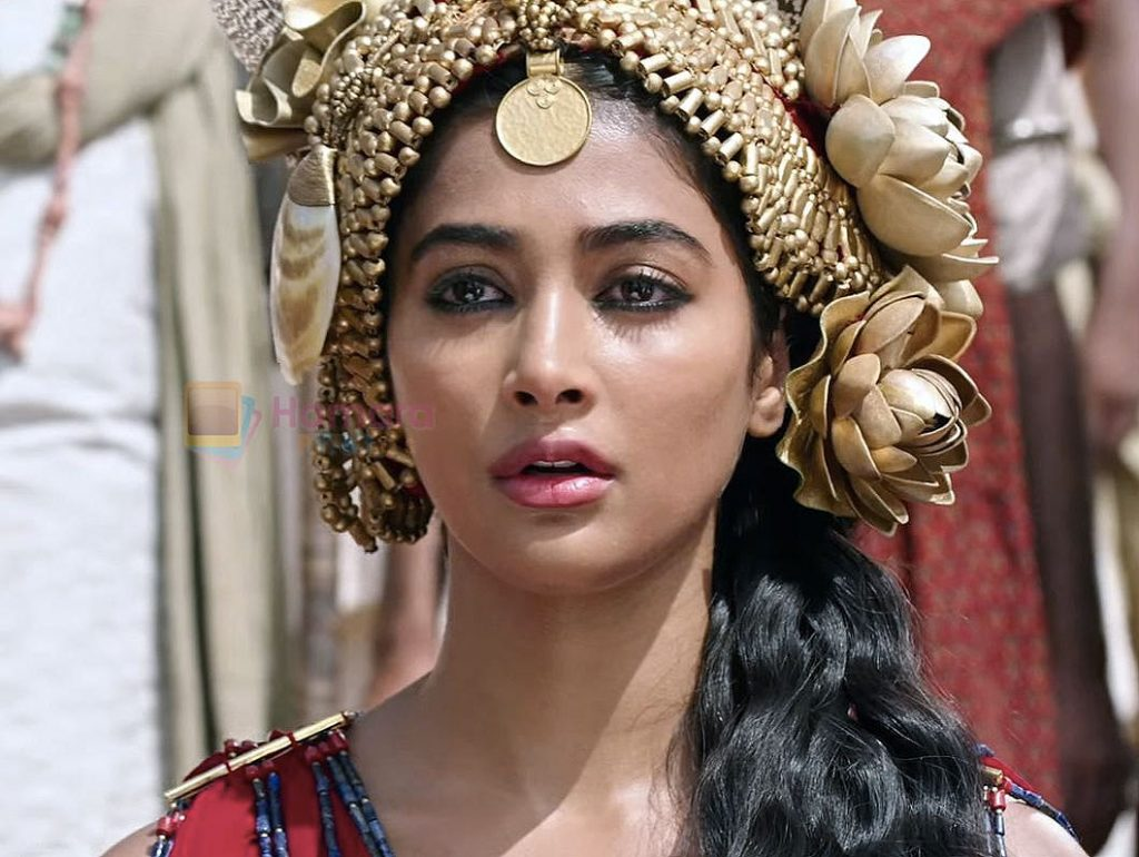 Pooja Hegde as Chaani Mohenjo Daro Movie Still