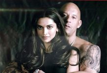 Vin Diesel and Deepika Padukone in xXx The Return of Xander Cage