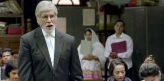 Amitabh Bachchan as Deepak in Pink