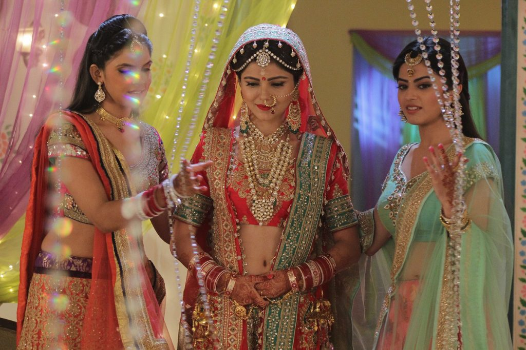 Confident of transgender's role in mainstream show Rubina Dilaik