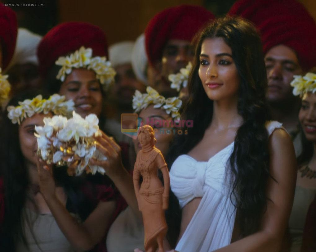 Pooja Hegde in Tu Hai Video Song Still from Mohenjo Daro Movie