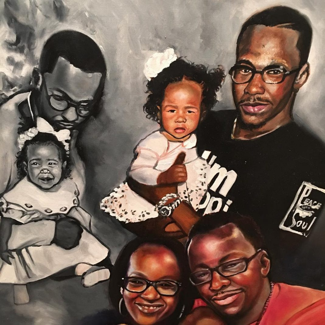 Bobby Brown posted a tribute to his late daughter Bobbi Kristina