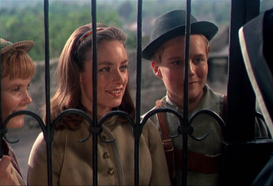 Charmian Carr in Sound of Music