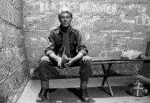 David Bowie in Merry Christmas Mr. Lawrence