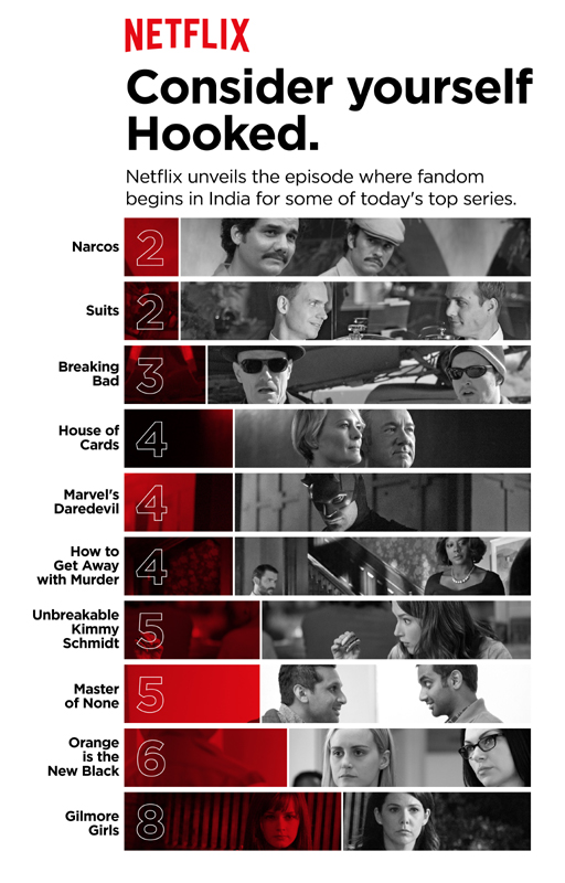 Netflix explores different hook-points for Indian viewers