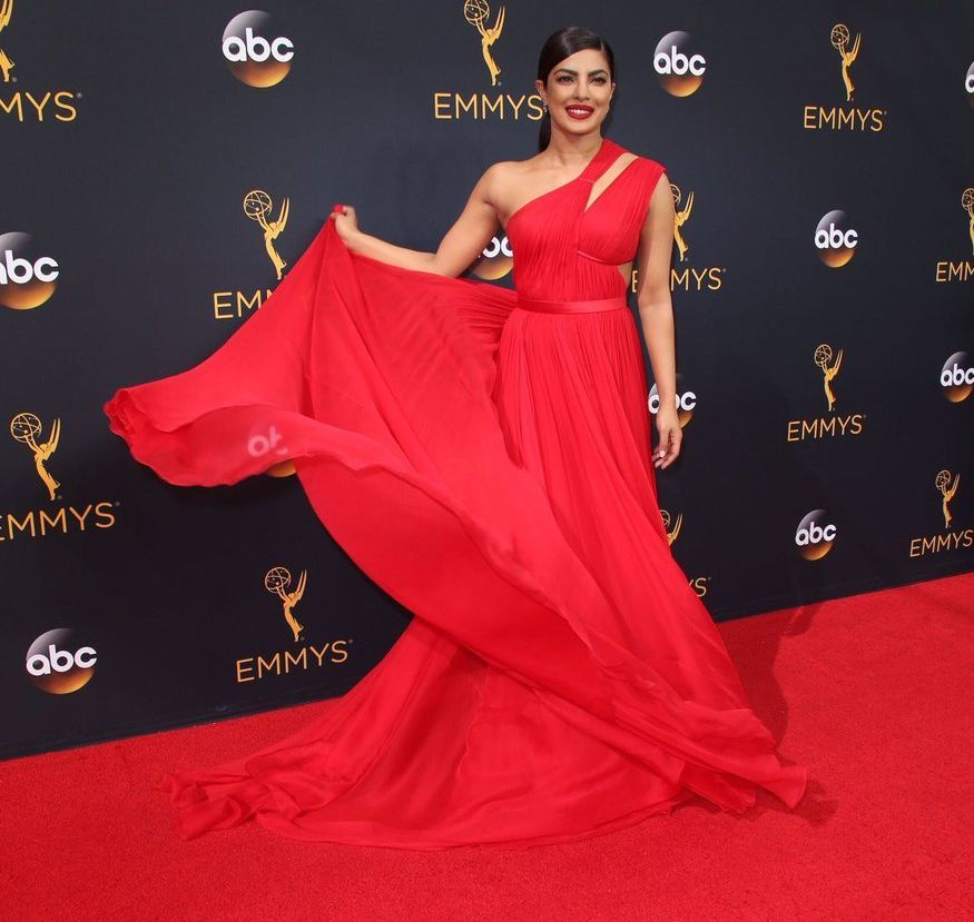 Priyanka Chopra at Emmy Awards