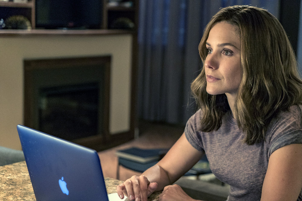 Sophia Bush in Chicago P.D