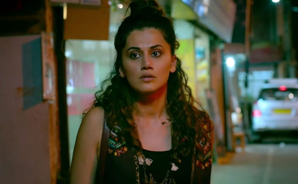 Taapsee Pannu in Pink