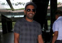 Dharmesh Yelande Spotted At Airport on 24th June 2017