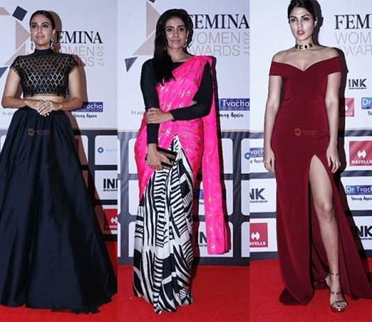 Femina Women's Award 2017 on 28th June 2017