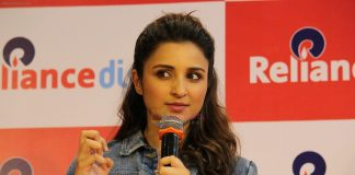 Parineeti Chopra at Reliance Digital to Shop for latest technology on 30th June 2017